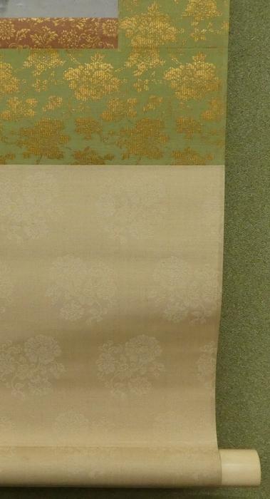 岩橋英遠 『双鶴』 [古美術こもれび] 骨董,掛軸,絵画の買取と販売,名古屋